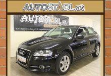 Audi A3 Comfort 1,6 TDI/Zahnrimen neu!!!/1.BESITZ/ bei HWS || Autostadl Peter Fehberger in