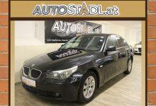 BMW 520d Sitzhzg./PDC/Alu/Pickerl neu!! bei HWS || Autostadl Peter Fehberger in