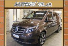 Mercedes-Benz V 250 d 4MATIC extralang Avantgarde Aut./VOLL!/LED/Leder/360 Kamera/elektr.Schiebe/ bei HWS || Autostadl Peter Fehberger in