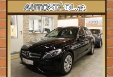 Mercedes-Benz C 220 d T 4MATIC Aut./LED/NAVI/LEDER/Sitzhzg./Alu/PDC/ bei HWS || Autostadl Peter Fehberger in
