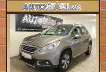 Peugeot 2008 1,6 e-HDi 92 FAP Allure/Leder/Alu/PDC/ bei HWS || Autostadl Peter Fehberger in