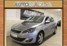Peugeot 308 1,6 Blue HDi Allure/NAVI/KAMERA/PDC/ALU/ bei HWS || Autostadl Peter Fehberger in