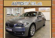 BMW 520d /Xenon/Leder/Navi/Rückfahrk./Sitzhzg./ bei HWS || Autostadl Peter Fehberger in
