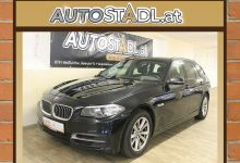 BMW 518d Touring/Xenon/Navi/Leder/AHV/PDC/ bei HWS || Autostadl Peter Fehberger in