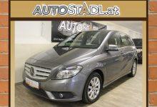 Mercedes-Benz B 160 CDI/Sitzhzg./PDC/Alu/Temp./ bei HWS || Autostadl Peter Fehberger in