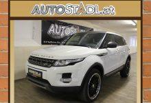 Land Rover Range Rover Evoque 2,2 TD4/Leder/Sitzhzg./20 Zoll/PDC/MFL/ bei HWS || Autostadl Peter Fehberger in