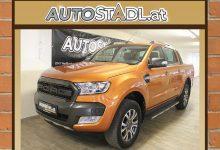 Ford Ranger Doppelkabine Wildtrak 4×4 3,2 TDCi Aut./TOP!!!/Navi/AHV/Sitzhzg./ bei HWS || Autostadl Peter Fehberger in
