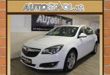 Opel Insignia ST 1,6 CDTI/Navi/Alu/Sportsitze/PDC/MFL/ Edition bei HWS || Autostadl Peter Fehberger in