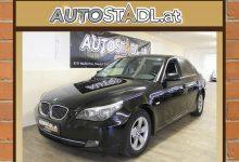 BMW 523i Österreich-Paket Aut. bei HWS || Autostadl Peter Fehberger in