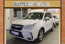 Subaru Forester 2,0D Exclusive/Leder/Navi/Sitzhzg./Alu/Rückfkamera/ bei HWS || Autostadl Peter Fehberger in