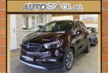Opel Mokka X 1,6 CDTI Innovation/NAVI/LED/LEDER/SITZHZG./ALU/ bei HWS || Autostadl Peter Fehberger in