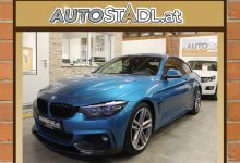 BMW 418d Coupe M Sport Aut./TOP!/NP 55000.-/M-PERFORMENCE/ bei HWS || Autostadl Peter Fehberger in