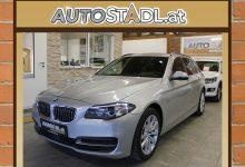 BMW 525d Österreich-Paket Touring Aut./Navi/Leder/18Zoll/ bei HWS || Autostadl Peter Fehberger in