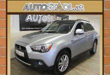 Mitsubishi ASX 1,8 DI-D Intense/Xenon/AHV/Panorama/Alu/PDC/ bei HWS || Autostadl Peter Fehberger in