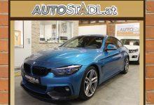 BMW 418d Coupe M Sport Aut./TOP!/NP 55000.-/M-PERFORMENCE/ bei HWS || Autostadl Peter Fehberger in