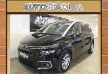 Citroën Grand C4 Picasso 150 Shine/NP:36000.-/Navi/Xenon/TOP!! bei HWS || Autostadl Peter Fehberger in