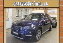 BMW X1 sDrive18d Aut./NP:54700.-/LED/NAVI/SPORTSITZE/X-LINE/ bei HWS || Autostadl Peter Fehberger in
