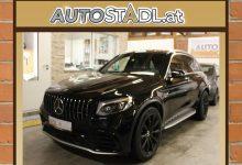Mercedes-Benz GLC 63 AMG S-4MATIC/NP:160000.-/VOLL/ bei HWS || Autostadl Peter Fehberger in