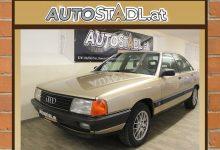 Audi 100 2,3 E Aut. bei HWS || Autostadl Peter Fehberger in