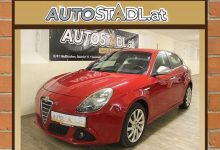 Alfa Romeo Giulietta 1,4 TB Multi Air Distinctive TCT bei HWS || Autostadl Peter Fehberger in