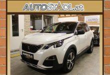 Peugeot 3008 2,0 BlueHDi 150 GT Line-LED-Leder-Navi-Memory-18″Zoll- bei HWS || Autostadl Peter Fehberger in