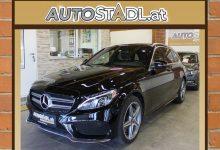 Mercedes-Benz C 250 d T AMG Line Aut./LED/NAVI/LEDER/TOP!!/18″Zoll/ bei HWS || Autostadl Peter Fehberger in