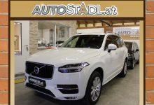 Volvo XC90 D5 AWD/LED-LEDER-NAVI-KAMERA-TOP!! Momentum bei HWS || Autostadl Peter Fehberger in