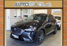 Mazda CX-3 CD105 AWD Revolution Top Aut/Leder-Navi-Sitzhzg.-Alu- bei HWS || Autostadl Peter Fehberger in
