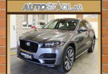 Jaguar F-Pace 20d AWD Aut.LEDER-XENON-NAVI-AHV-22″-SPURHALTE- Prestige bei HWS    Autostadl Peter Fehberger in