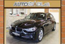 BMW 318d Sport Line/LED-NAVI-SPORTSITZE-SCHIEBEDACH-SITZHZG-TOP!! bei HWS || Autostadl Peter Fehberger in