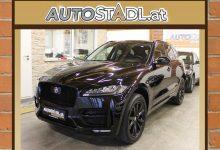 Jaguar F-Pace 30d AWD R-Sport Aut./LEDER-NAVI-PANORAMA/TOP!! bei HWS || Autostadl Peter Fehberger in