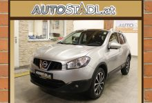 Nissan Qashqai 1,6 dCi 4WD/NAVI-AHV-PAORAMA-ALU- bei HWS || Autostadl Peter Fehberger in