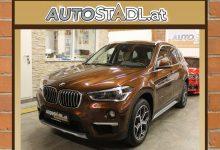 BMW X1 xDrive18d xLine/NP:53000.-/LED-NAVI-LEDER-18″ZOLL-SITZHZG- bei HWS || Autostadl Peter Fehberger in
